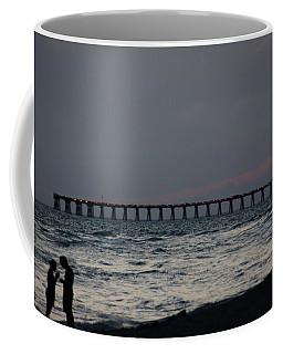 Love On The Beach Coffee Mug