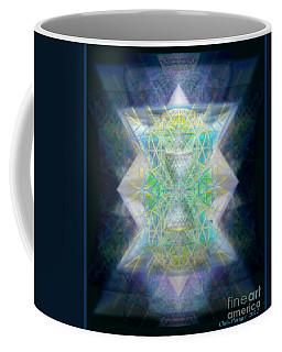 Love's Chalice From The Druid Tree Of Life Coffee Mug