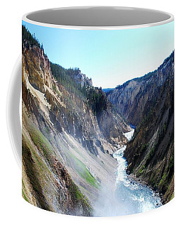 Lower Falls - Yellowstone Coffee Mug