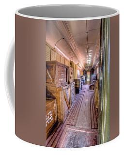 Luggage Car Coffee Mug