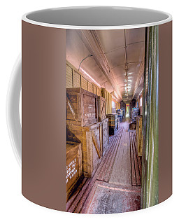 Luggage Car Coffee Mug