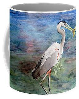 Lunchtime Watercolour Coffee Mug