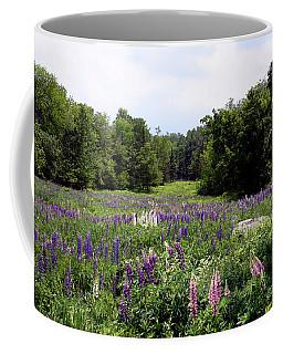 Lupine Vale Coffee Mug