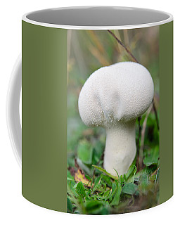 Lycoperdon Coffee Mug