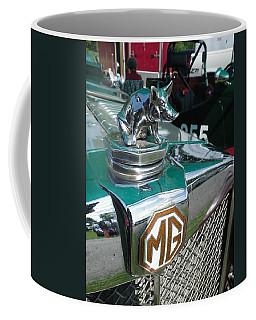 M G Hood 2 Coffee Mug by Anna Ruzsan