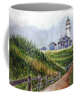 Maine Light Coffee Mug