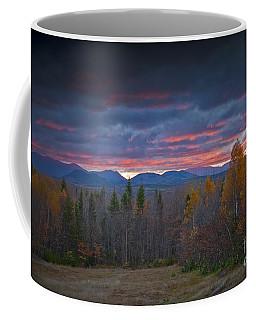 Coffee Mug featuring the photograph Moosehead Sunset by Alana Ranney