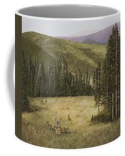 Majesty In The Rockies Coffee Mug