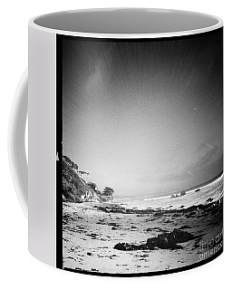 Coffee Mug featuring the photograph Malibu Peace And Tranquility by Nina Prommer
