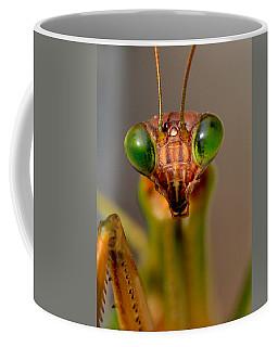 Mantis Eyes Coffee Mug