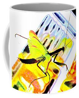 Mantis Coffee Mug