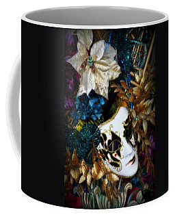 Mardi Gras Mask Of Me Coffee Mug