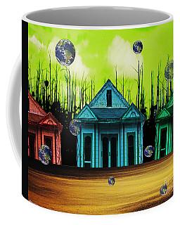Means Of Escape Coffee Mug