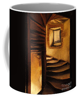 Medieval Tower Coffee Mug