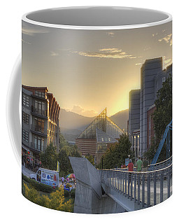 Meeting Bridges Coffee Mug