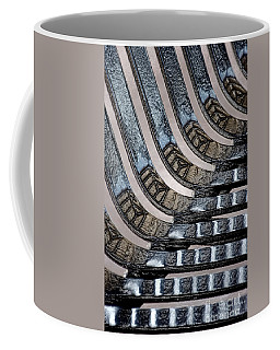 Meeting Place Coffee Mug by Vicki Pelham