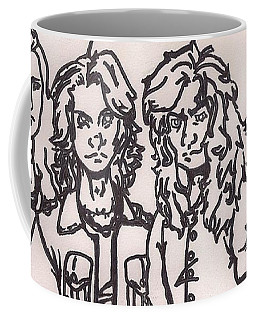 Megadeth Coffee Mug