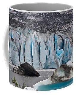 Mendenhall Glacier Juneau Alaska 1698 Coffee Mug