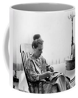 Mending More Than Clothes Coffee Mug