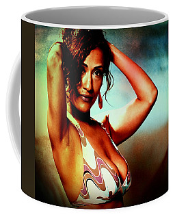 Coffee Mug featuring the photograph Mennail by Alice Gipson