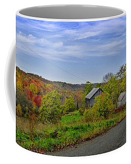Mercer County Drive Coffee Mug by Tom Bush IV