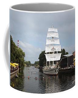 Merdijanas. Klaipeda. Lithuania. Coffee Mug