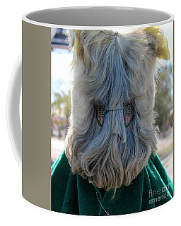 Mexican Street Dancer Coffee Mug by Pamela Walrath