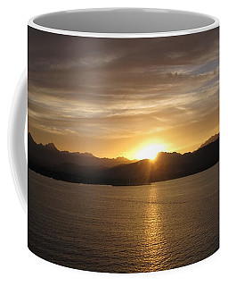 Coffee Mug featuring the photograph Mexican Sunset by Marilyn Wilson