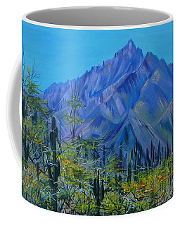 Mexico. Countryside Coffee Mug