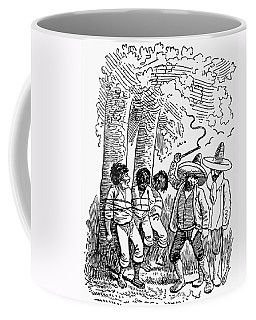 Mexico: Rural Exploitation Coffee Mug