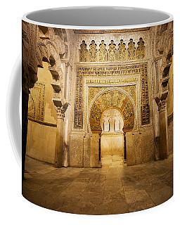 Mezquita Mihrab In Cordoba Coffee Mug