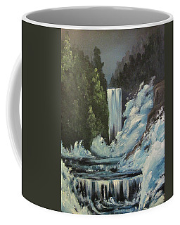 Midnight Glory Coffee Mug by Wendy Shoults