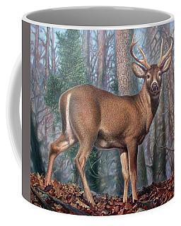 Missouri Whitetail Deer Coffee Mug