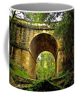 Mitchells Pass Bridge Lapstone A Convict Built Bridge Coffee Mug