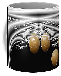 Birth Of Quadruplets, From The Serie Mystica Coffee Mug