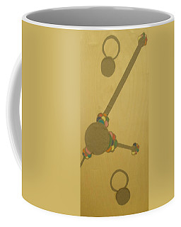 Molecules Coffee Mug
