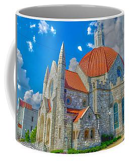 Montgomery Baptist Church Hdr Coffee Mug