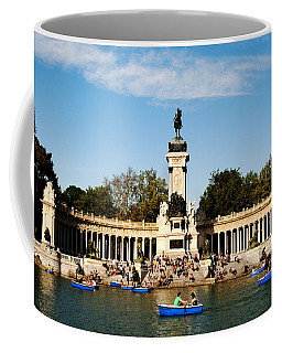 Monument To Alfonso Xii Coffee Mug