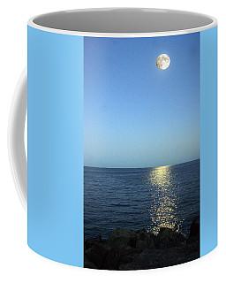 Moon And Water Coffee Mug