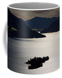 Moon Light Over Islands Coffee Mug