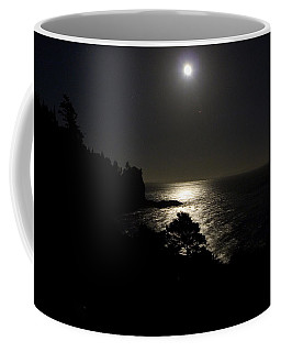 Moon Over Dor Coffee Mug by Brent L Ander