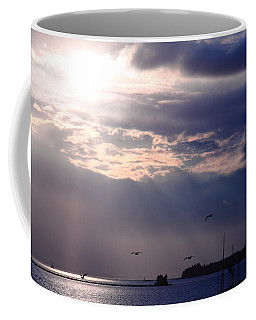 Moonlight Flight Coffee Mug