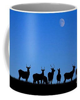 Moonlighting Coffee Mug