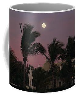 Moonlit Resort Coffee Mug