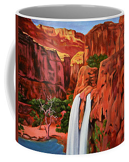 Morning In The Canyon Coffee Mug