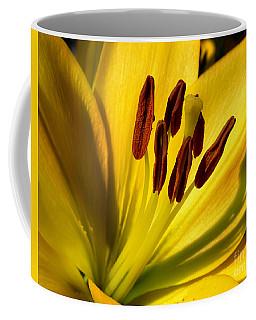 Morning Yellow Coffee Mug