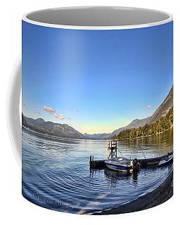 Mornings In British Columbia Coffee Mug