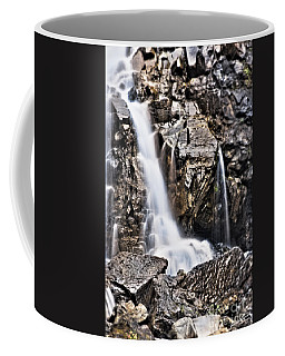 Coffee Mug featuring the photograph Morrell Falls 2 by Janie Johnson