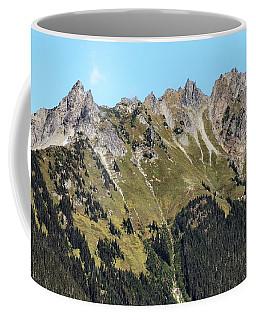 Mount Baker National Forest Coffee Mug