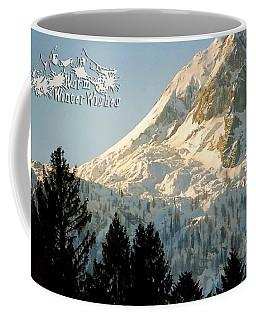 Mountain Christmas 2 Austria Europe Coffee Mug